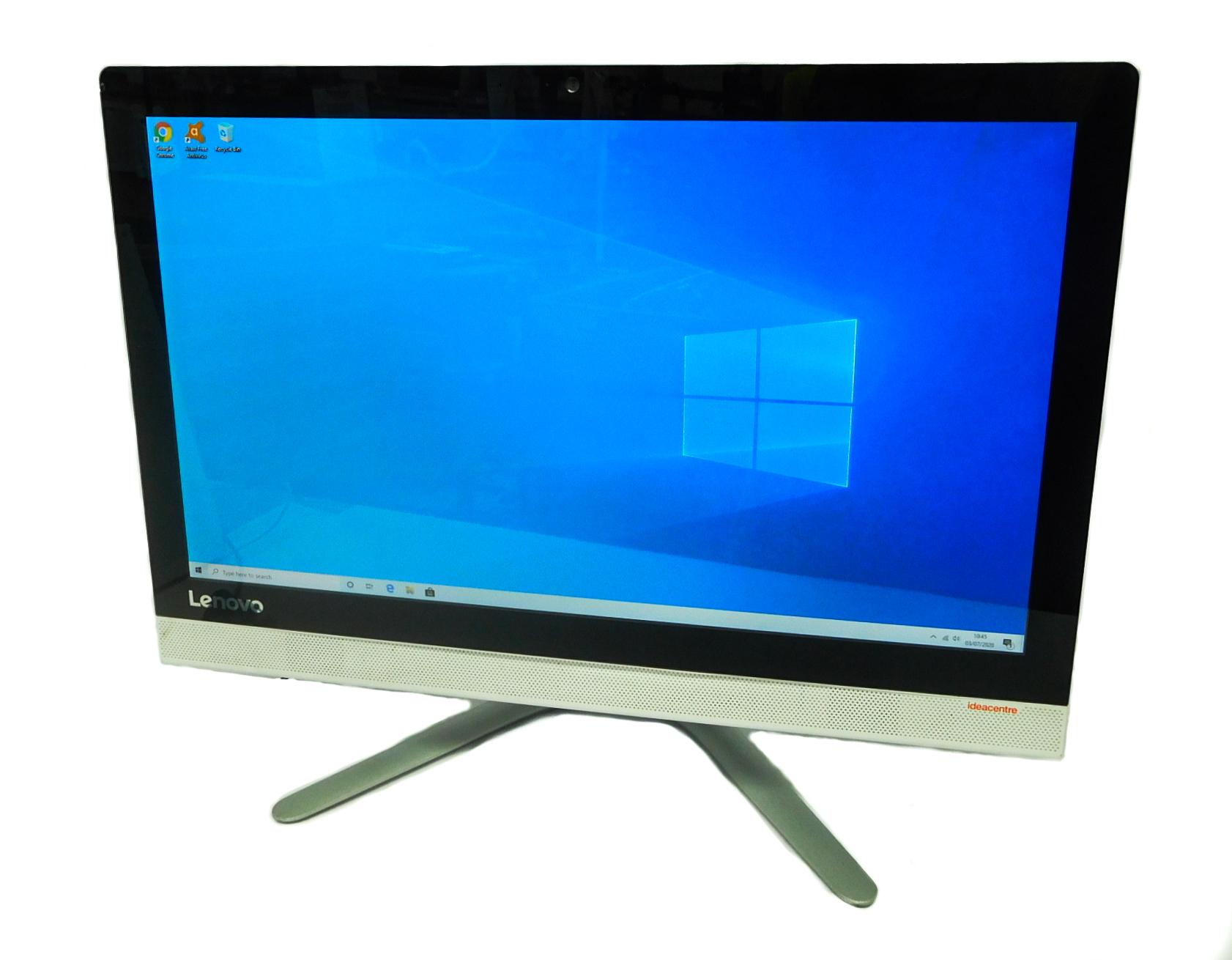 "Lenovo 300-22ISU 21.5"" Pentium 4405U/1TB HDD/8GB RAM/Non-Touch All in One PC"